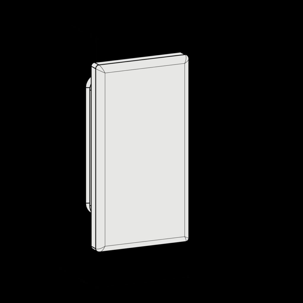 21 018 xxx Abdeckkappe G 01 1 - https://www.werzalit.com/fr/produit/square-panneau-de-revetement-balcon/