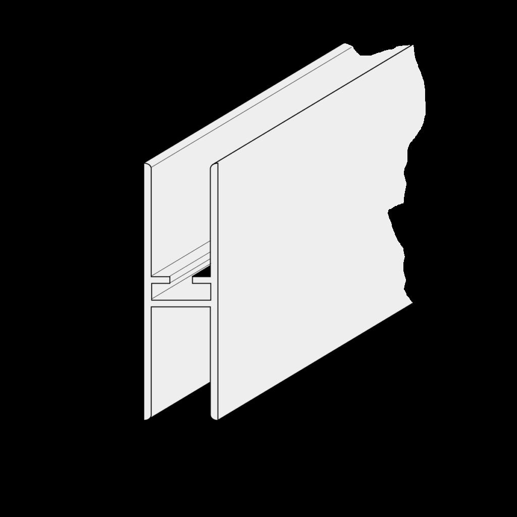 21 041 xxx U Rahmensprosse 1 - https://www.werzalit.com/en/balcony-profile-roma/