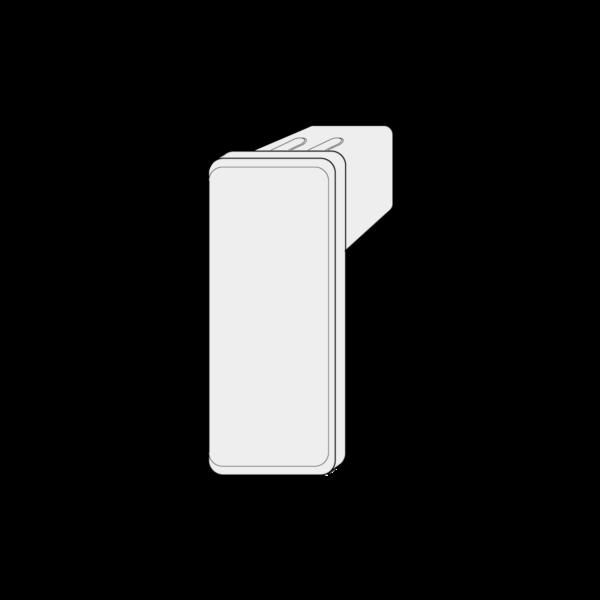 U-Rahmen Endkappe