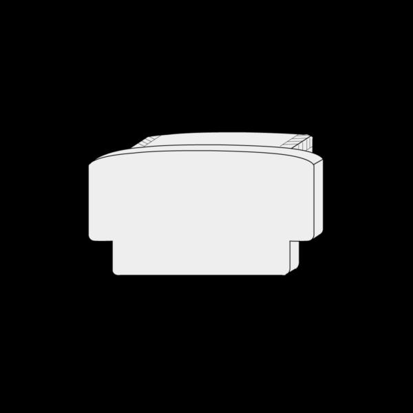 Handlauf Abdeckkappe