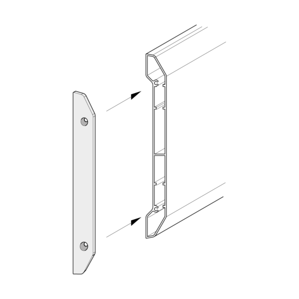 Abdeckplatte