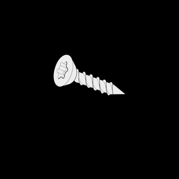 Senkkopfblechschraube