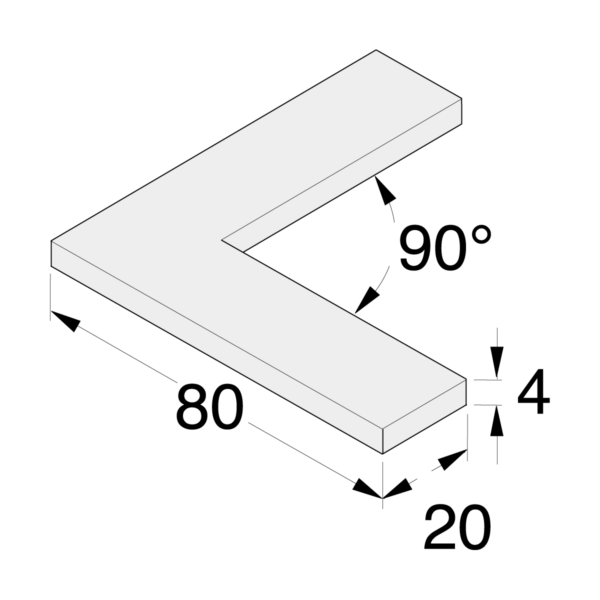 Gurteckverbinder