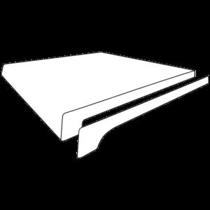ABS Kantenbeschichtung - https://www.werzalit.com/fr/produit/compact-innenfensterbank-600cm/