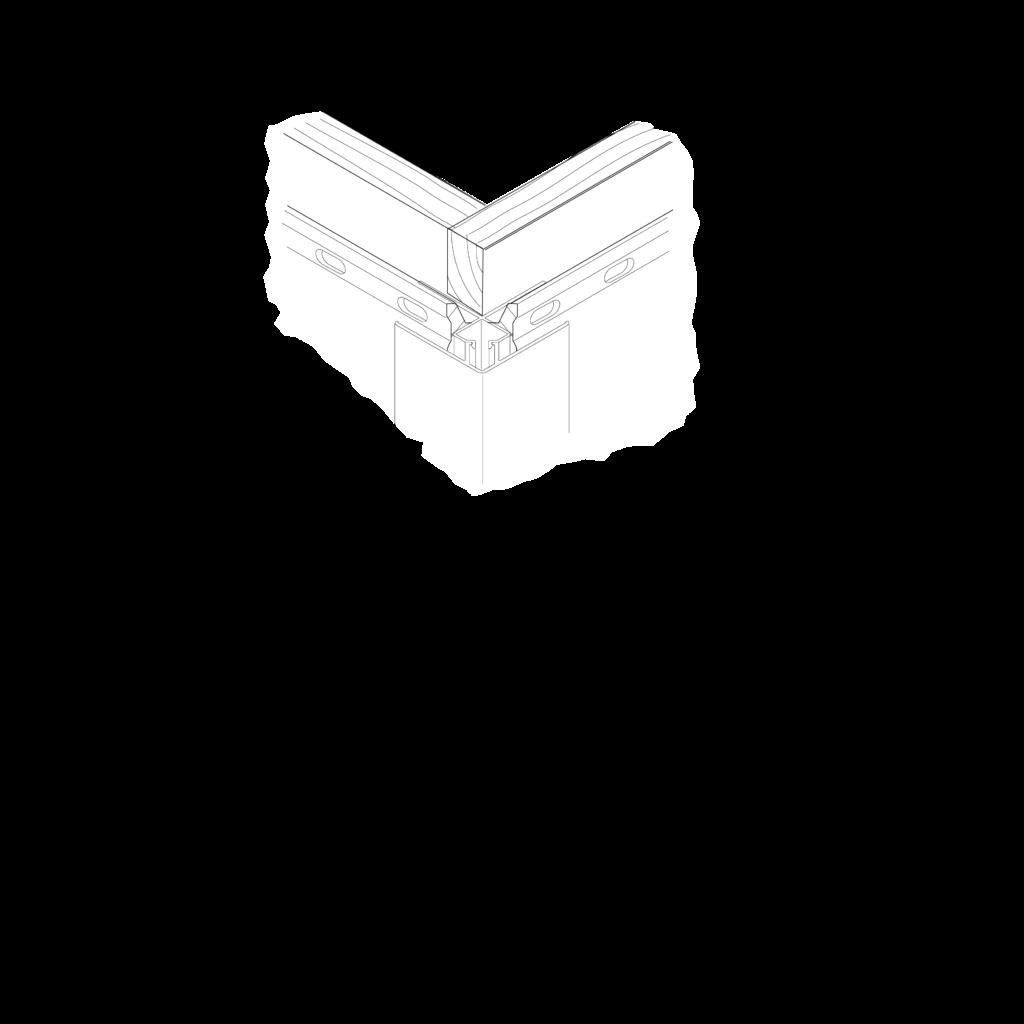 Ausseneck C 23.175.... - https://www.werzalit.com/nl/square-balkonbekleding/
