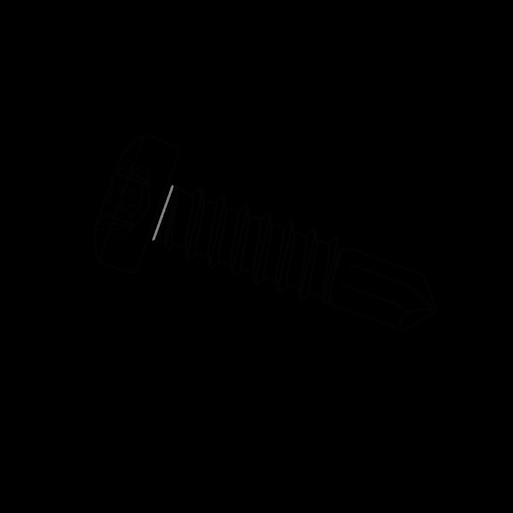 Bohrschraube 39x16 22.361.000 - https://www.werzalit.com/fr/selekta-aluminium/