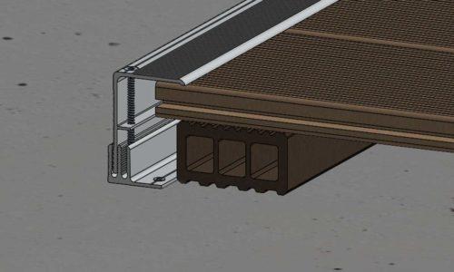 ES Alu Kantenabschluss zweiteilig gespiegelt 500x300 1 - https://www.werzalit.com/en/terrace-deckings-planning-and-assembly/