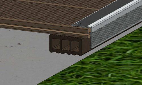 ES Alu Kantenabschlussprofil 500x300 1 - https://www.werzalit.com/en/terrace-deckings-planning-and-assembly/