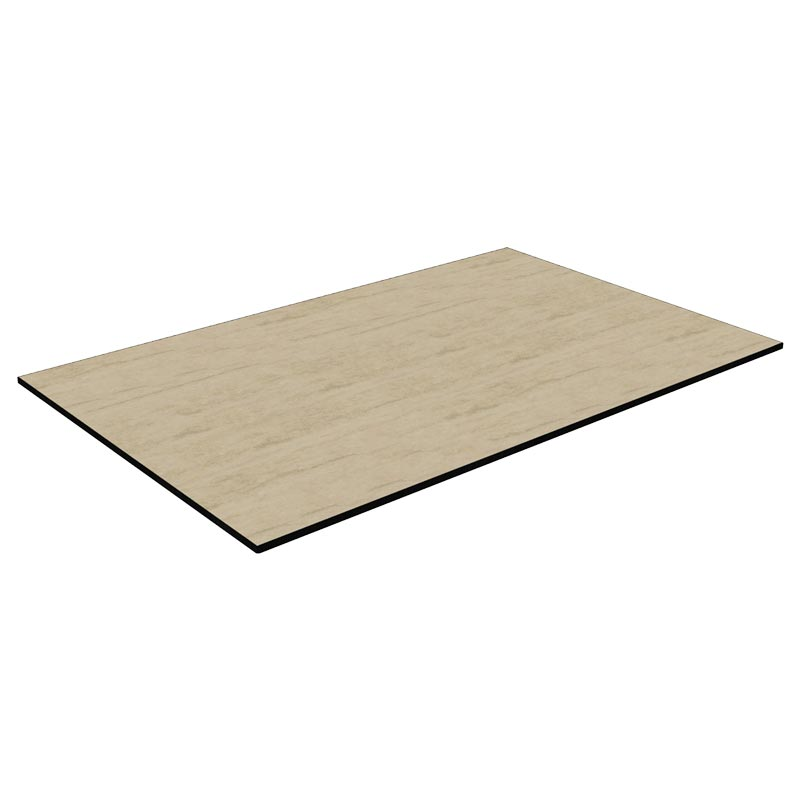 TICAR E120X80 034 - https://www.werzalit.com/fr/produit/plateau-de-table-carino-e-100x60-epaisseur-du-plateau-de-la-table-12mm-decor-034-travertin/