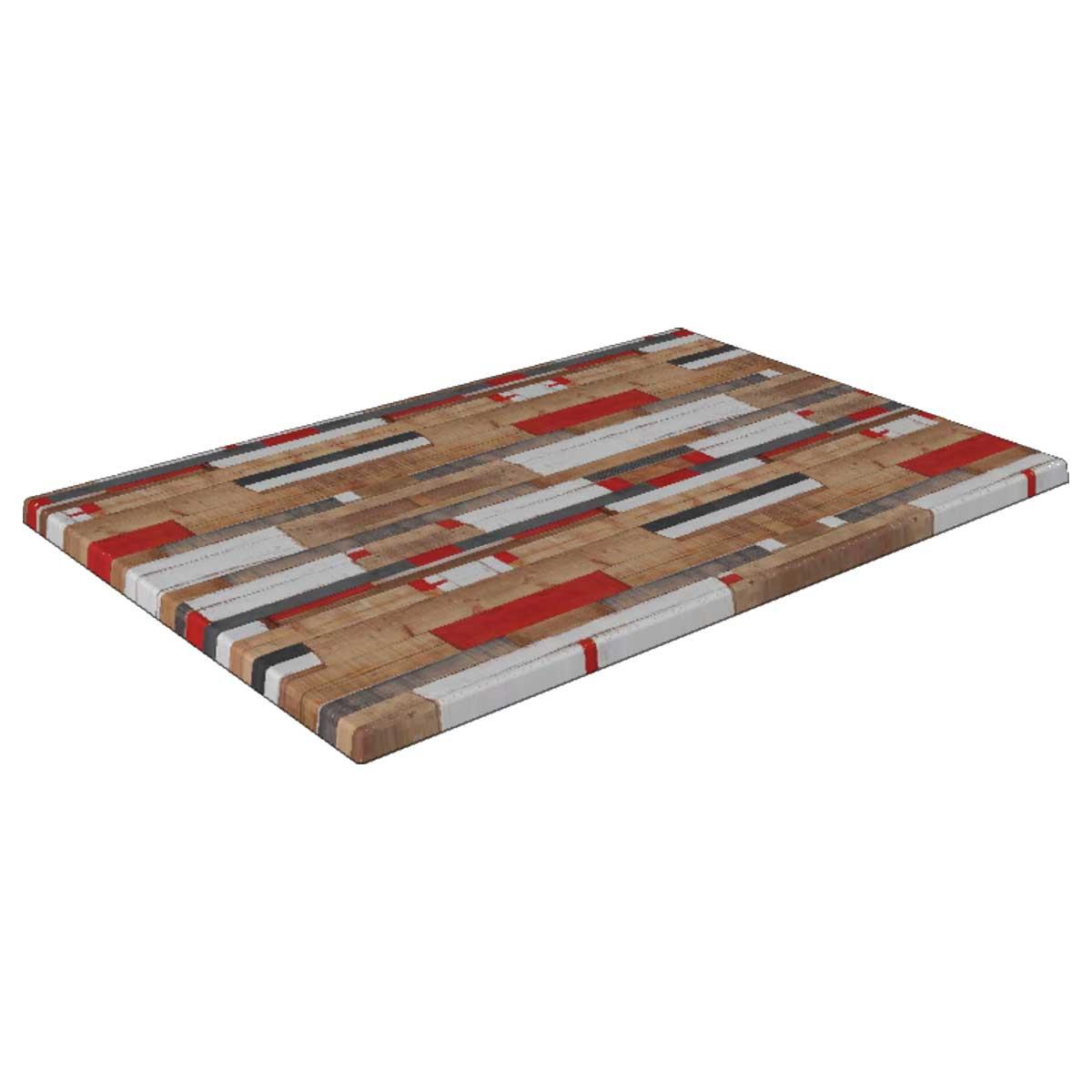 TICLA E120X80 271 - https://www.werzalit.com/fr/produit/plateau-de-table-classic-werzalit-e-110x70-271-kbana-rot/
