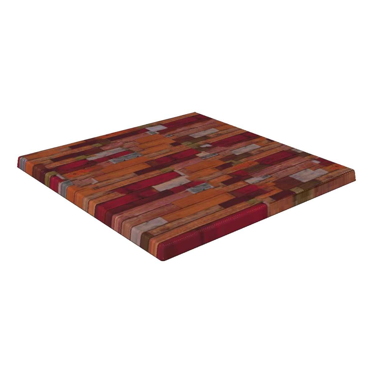 TICLA Q70 266 - https://www.werzalit.com/nl/product/tafelblad-classic-werzalit-q-60x60-266-blanchas-rot/