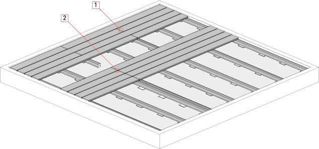 Terrasse Verlegearte Schiffsverband Parallelverband - https://www.werzalit.com/en/terrace-deckings-planning-and-assembly/