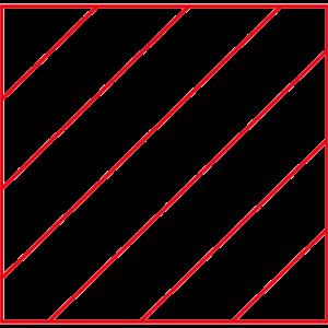 montage diagonal