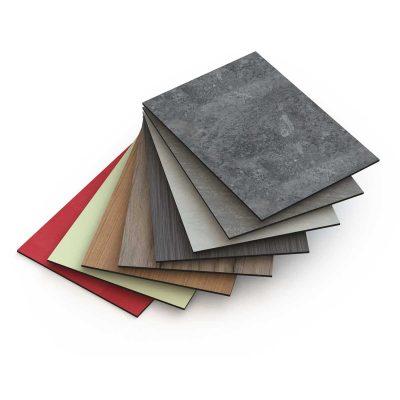 square Fassadenplatte