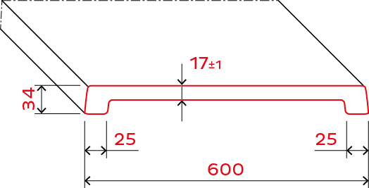 exclusiv dp draft measure - https://www.werzalit.com/nl/product/exclusiv-binnenvensterbank-lengte-6-000-mm-breedte-600-mm-doppelprofil-decor-103-wenge/