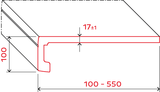 exclusiv system 100
