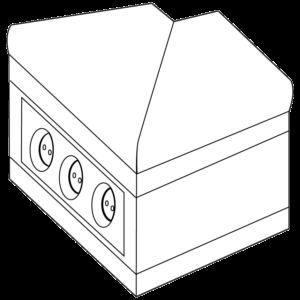 exlusiv system Bohrungen für Schalter