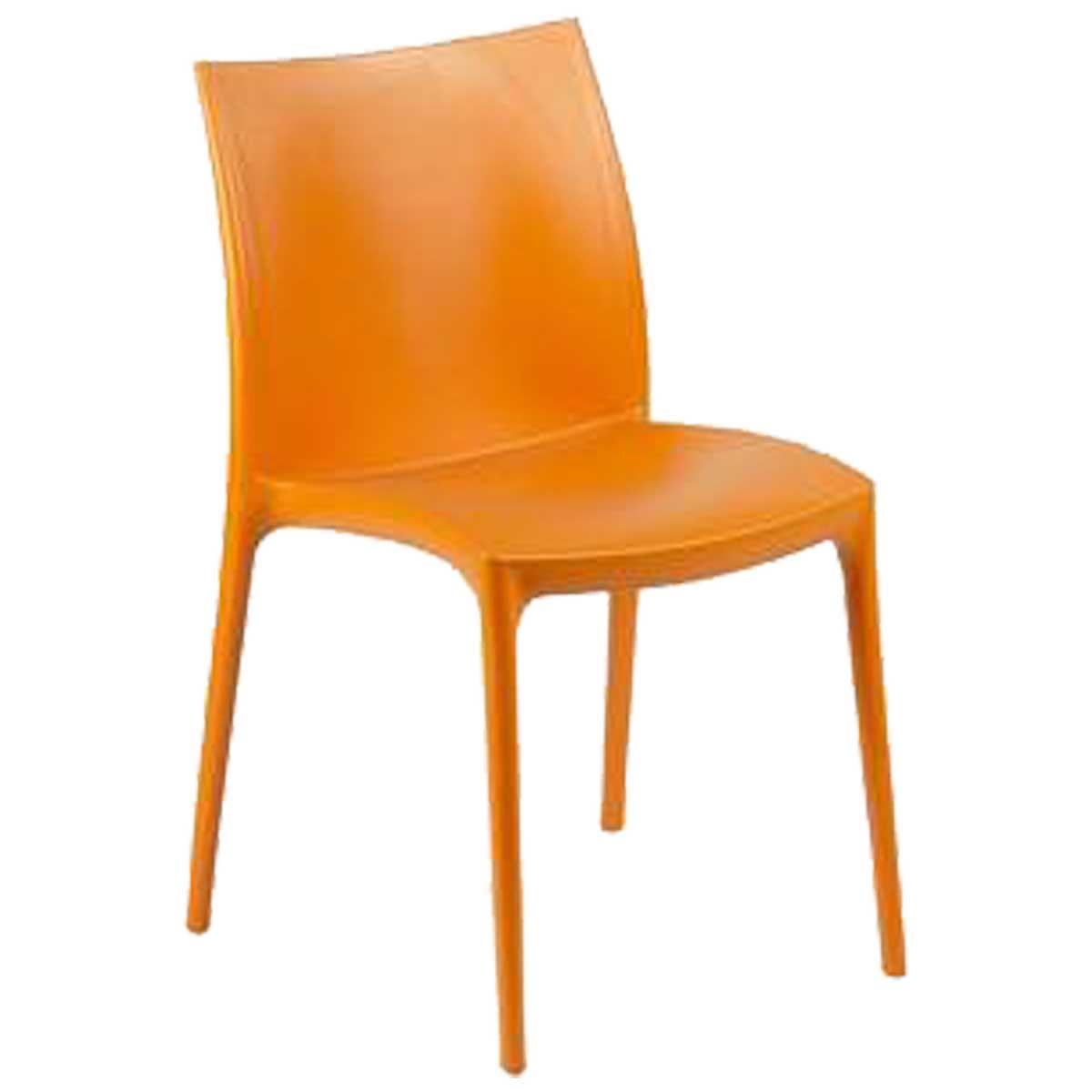 kromy c orange 01 - https://www.werzalit.com/es/producto/kromy-stuhl/
