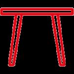 WERZALT - Icon Tisch