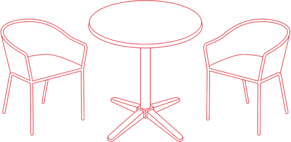 tischset zeichnung 600x294 1 - https://www.werzalit.com/nl/outdoor-meubilair/